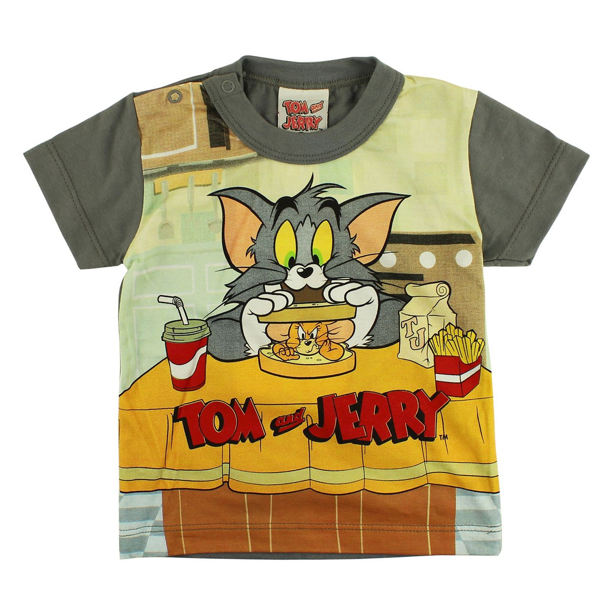 CAMISETA TOM AND JERRY KAMYLUS