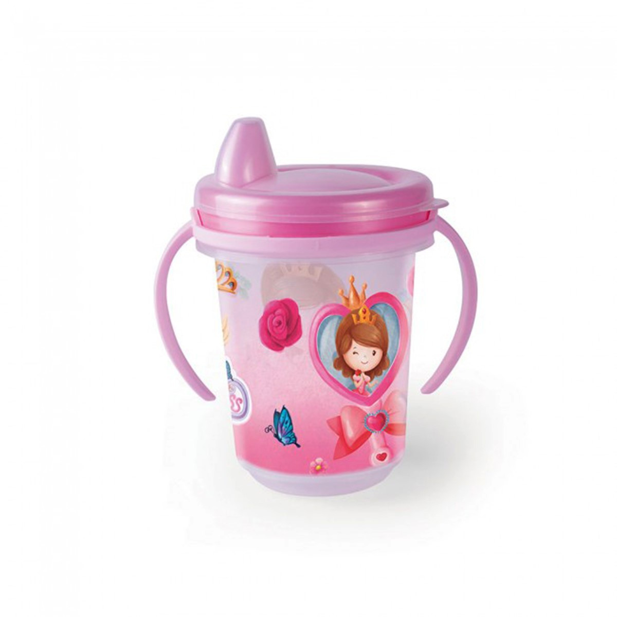 CANECA EDUCATIVA PRINCESS 330ML