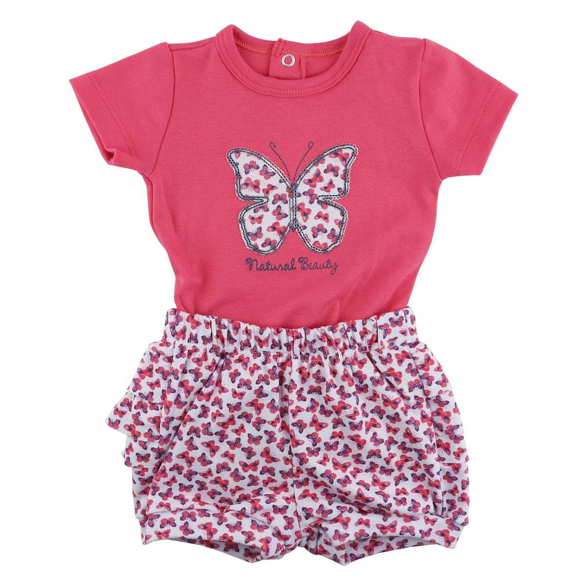CONJUNTO PARA BEBÊ NEUTRAL BEAUTY MINI & KIDS