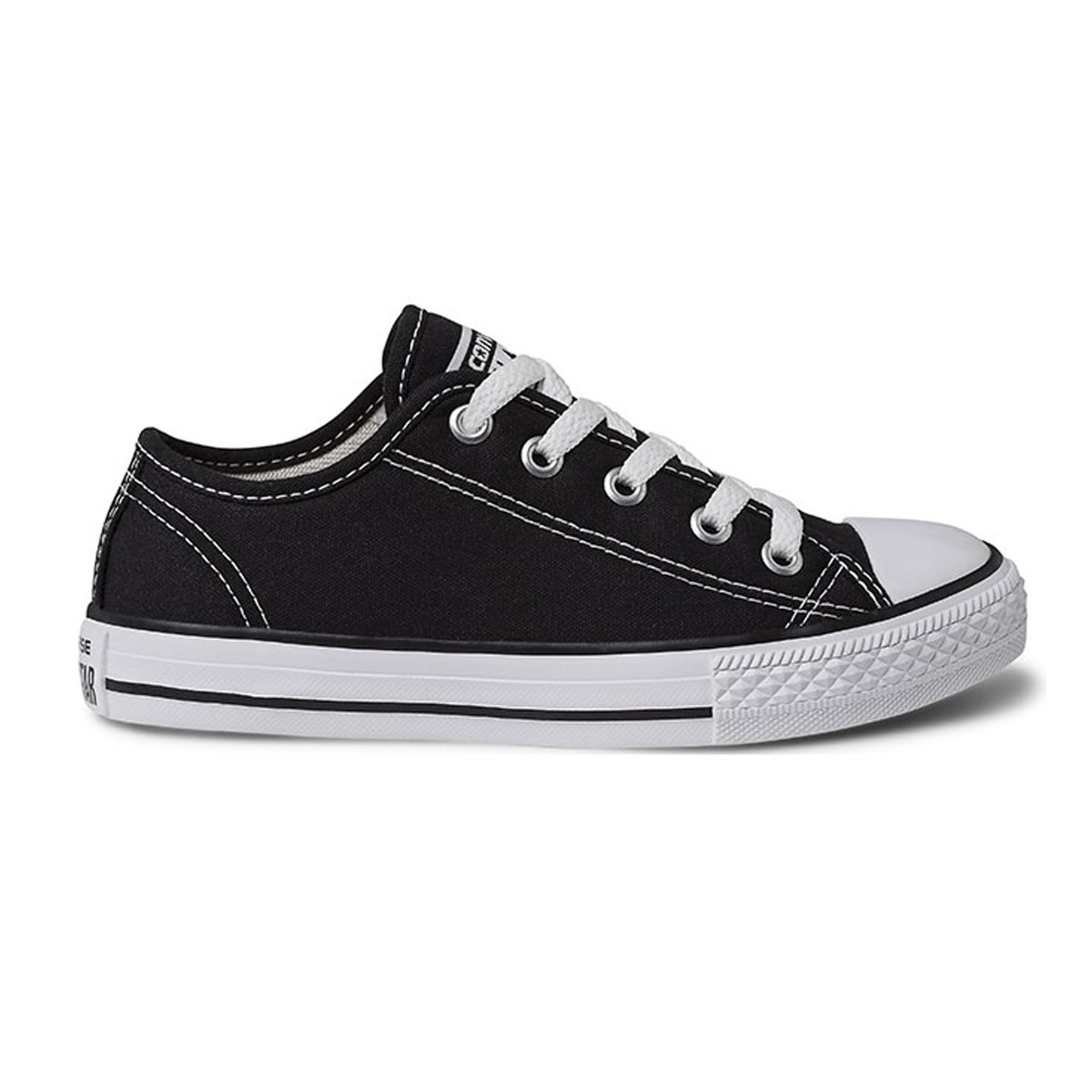 TÊNIS CHUCK TAYLOR ALL STAR BORDER PRETO CONVERSE